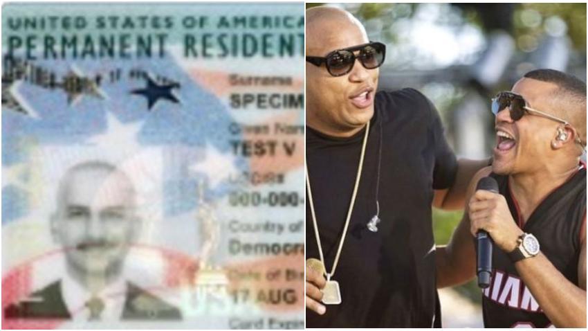 Petición para retirar la Green Card a Gente de Zona llega al portal de la Casa Blanca