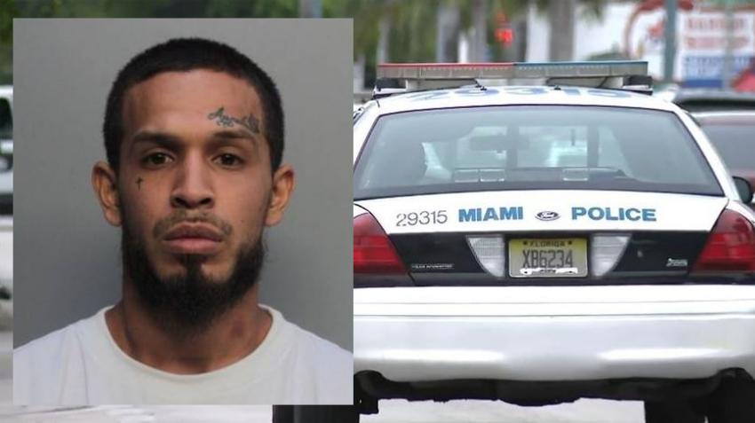 """Un hombre de Miami es arrestado luego que su niña de 4 años le dijera a la policía: """"mi papá estaba disparando"""""""