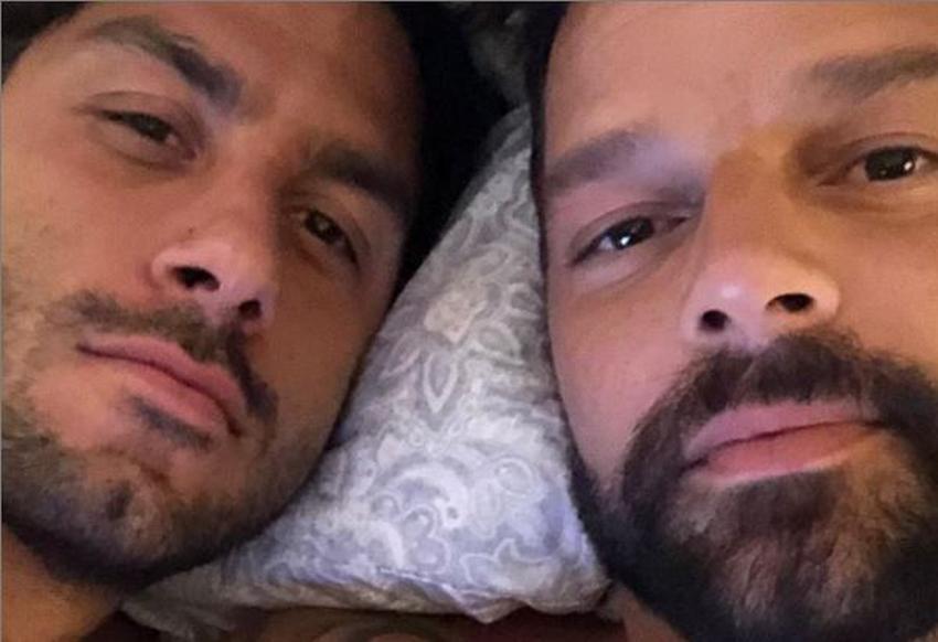 """Ricky Martin y su pareja: """"Estamos embarazados""""; anuncia la pareja que espera su cuarto hijo"""