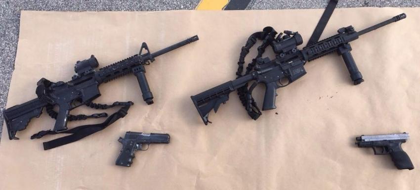 Madre embarazada de 8 meses arremete con un rifle AR-15 contra dos ladrones armados que entraron en su vivienda en la Florida