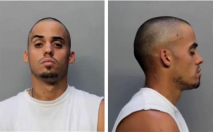 Hombre de Hialeah es arrestado tras quedar captado en cámara robando en varios sitios a lo largo de la ciudad