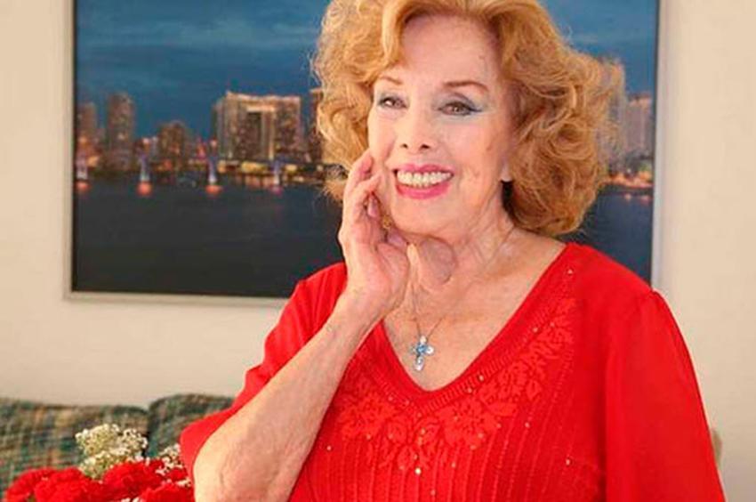 Fallece en Miami la vedette de Cuba Rosita Fornés