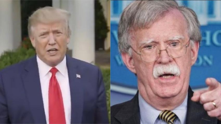 """Trump despide al asesor de seguridad nacional John Bolton: """"No estuve de acuerdo con muchas de sus sugerencias"""""""