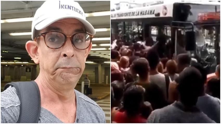 """Humorista cubano Ulises Toirac sobre la crisis en Cuba: """"Me parece que no hemos salido del último periodo especial, pero bueno"""""""