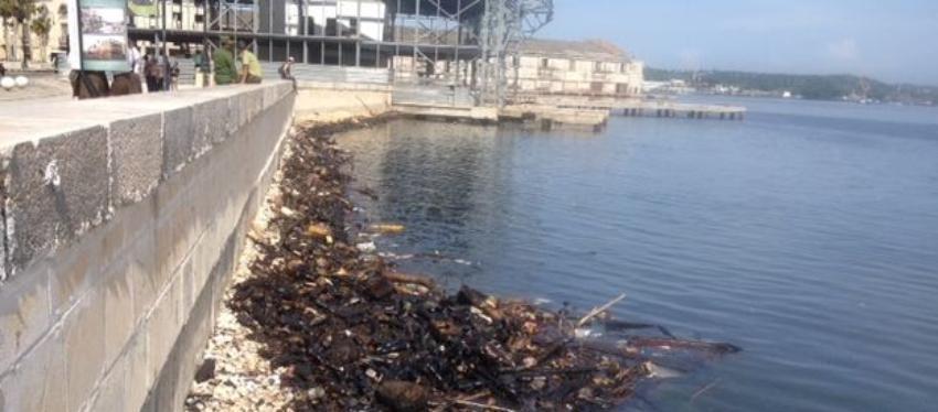 España dona 2.7 millones de euros para tratar aguas residuales industriales en la Bahía de La Habana
