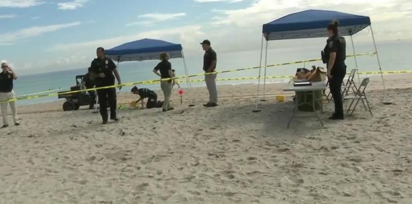 Hallan el cuerpo de una mujer en Hollywood Beach