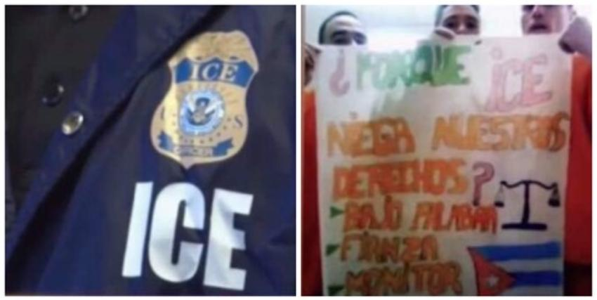 Unos 60 cubanos detenidos en Krome, Miami, se espera sean deportados hoy a la Isla