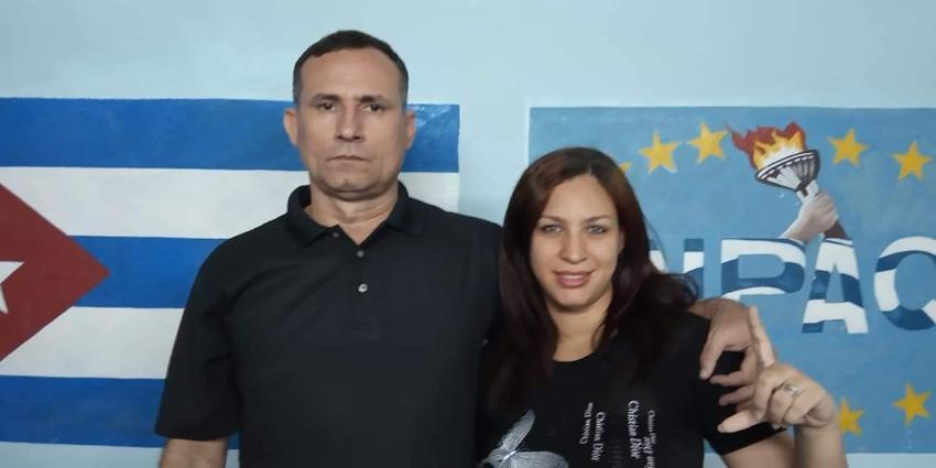 Agentes de la policía política se suben al techo de la casa de José Daniel Ferrer, denuncia su esposa