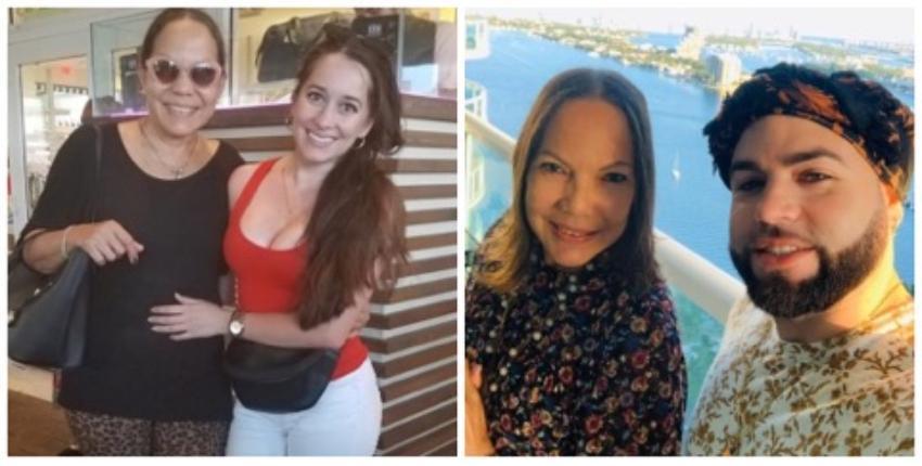 De visita en Miami la actriz cubana Luisa María Jiménez