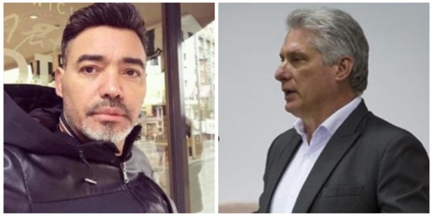 """Manolín el Médico de la Salsa: """"Al gobierno cubano hay que tumbarlo porque está instalado en modo dictadura"""""""
