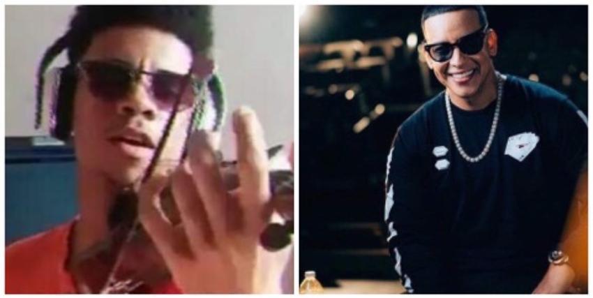 """Conoce al joven violinista cubano que le robó la atención a Daddy Yankee con su versión de """"Que tire pa' lante"""""""