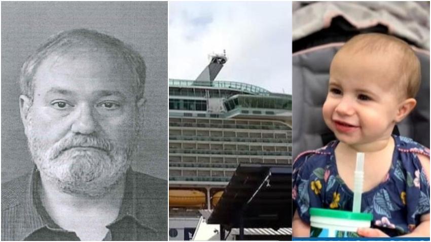 Fiscalía pone cargos de homicidio negligente al abuelo de niña de 18 meses que murió tras caer del piso 11 de un crucero