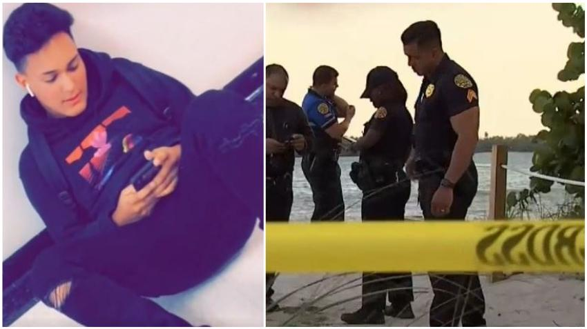Muere el adolescente nicaragüense que salvó a una madre y su hijo de morir ahogados en Miami