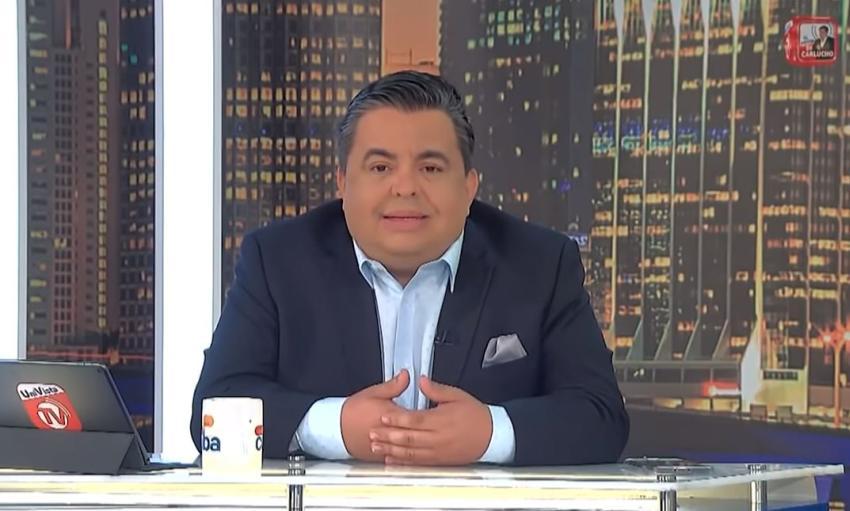 """Presentador cubano Carlucho reivindica su posición política: """"Yo a diferencia de otros toda la vida he hecho lo mismo"""""""