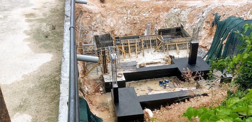 """A pesar de la """"coyuntura"""" comienzan a construir la Torre López-Callejas en el capitalino Vedado"""