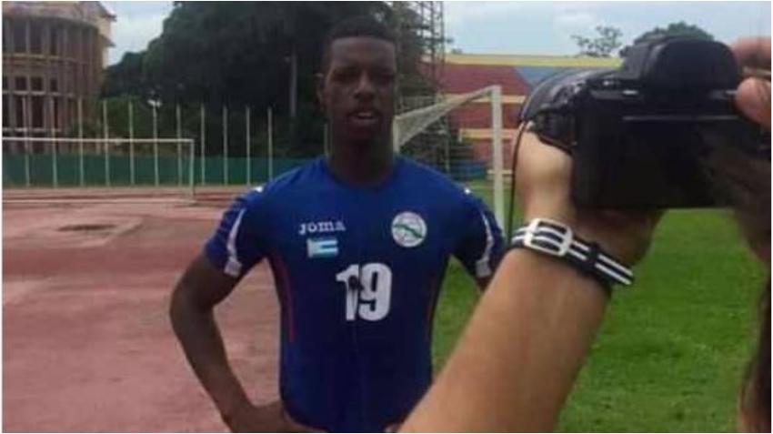 Deserta en Washington futbolista cubano de la selección nacional