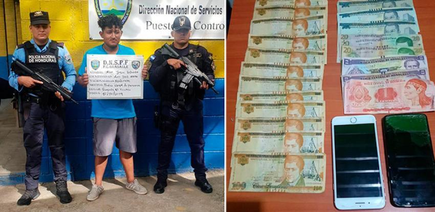 Arrestan a dos coyotes hondureños que trasladaban a migrantes cubanos con destino a EEUU