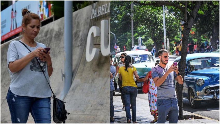 Cuba pretende ampliar la red de internet 4G en 2021, a la par de la censura