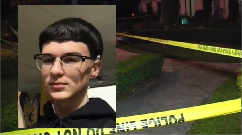 Autoridades identifican al adolescente que murió en un tiroteo en una fiesta de Halloween en el suroeste de Miami Dade