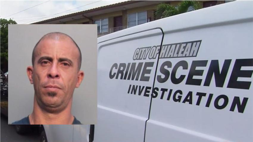 Arrestan a un hombre en Hialeah acusado de disparar en la cara a una persona desde su vehículo