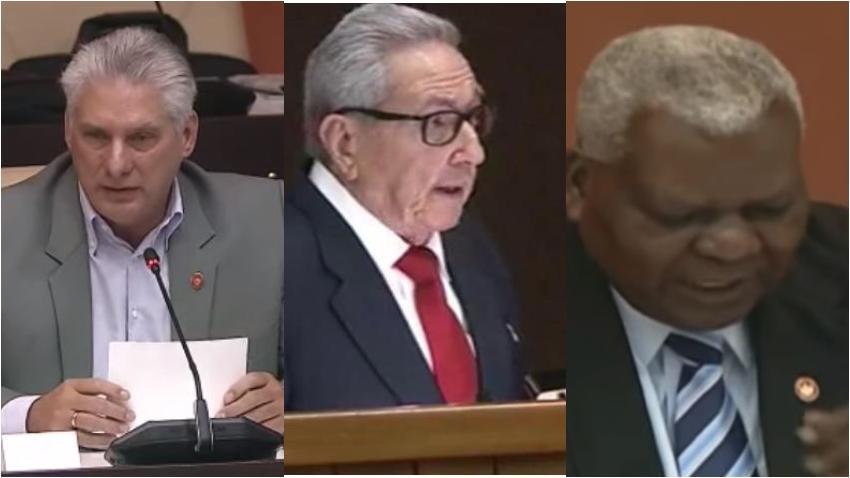 Se completa la farsa electoral en Cuba: ratifican a Miguel Díaz-Canel como presidente y a Esteban Lazo como presidente del Consejo de Estado