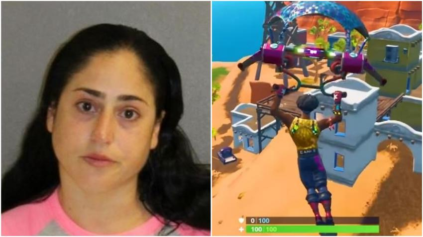 Una madre de Florida le quiebra la mandíbula a su hijo porque no se quería bañar por jugar al Fortnite