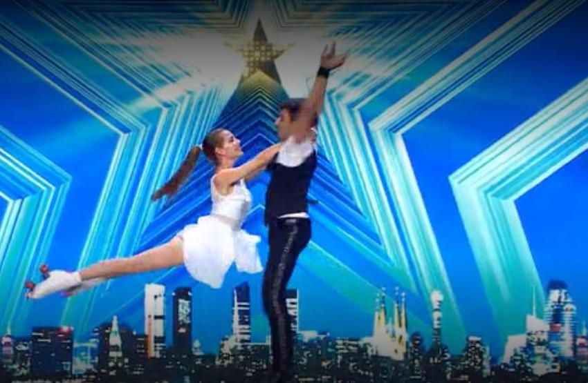 Una pareja de cubanos impresiona a los jueces de Got Talent España