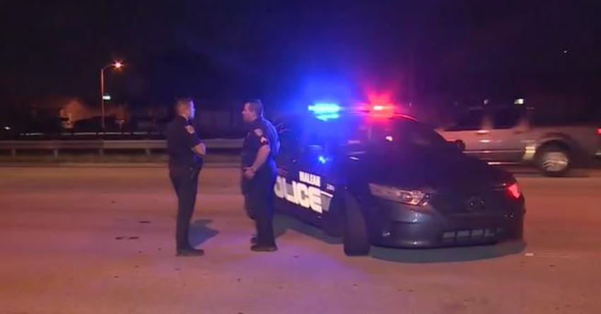 Policía de la ciudad de Miami resulta herido en un accidente en Hialeah