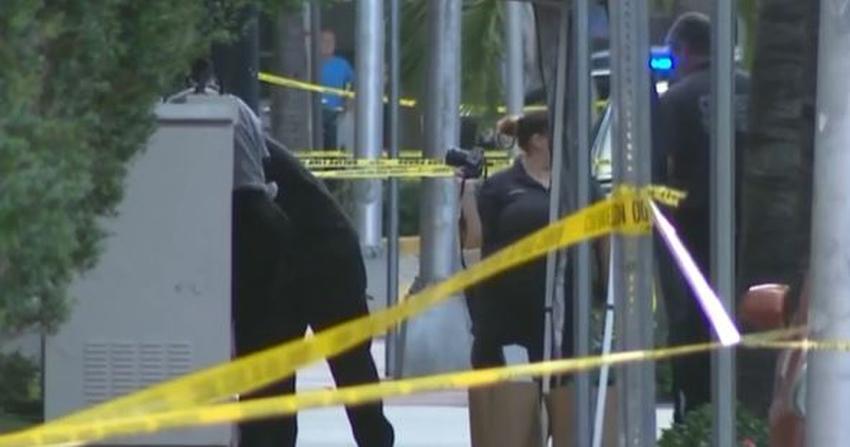 Hombre mata a tiros a una mujer en Miami Beach luego de un altercado y se da a la fuga