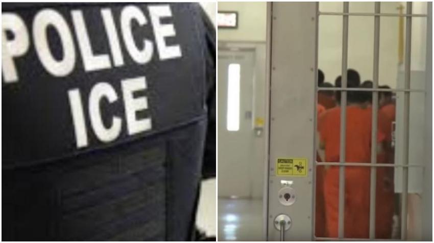 Dos cubanos detenidos en centro de ICE se cortan las muñecas