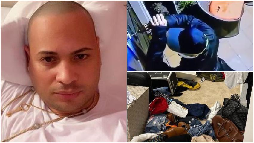 Reguetonero cubano Jacob Forever dice estar afectado psicológicamente tras el robo en su casa