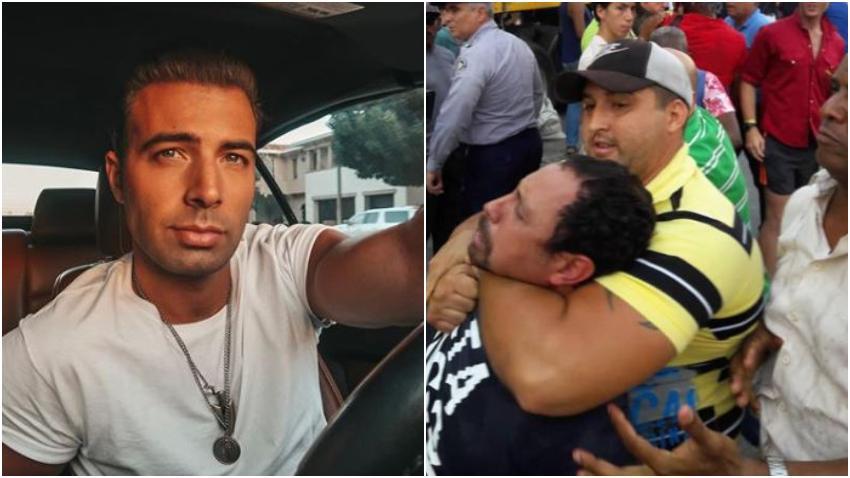 """Cantante de origen cubano Jencarlos Canela sobre la represión en Cuba: """"Cualquier presidente que permite que esto suceda, no merece ser llamado 'Mi presidente' por cualquier cubano"""""""