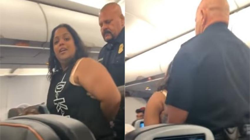 JetBlue hace una parada de emergencia en Ft. Lauderdale para bajar a una pasajera que gritaba que el avión se iba a estrellar