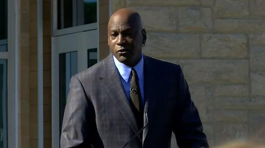 Michael Jordan abre clínica para personas sin seguro en Carolina del Norte