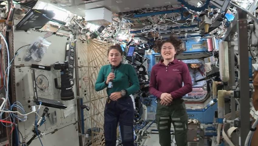 La NASA anuncia la primera caminata espacial de mujeres para finales de este mes tras previa cancelación