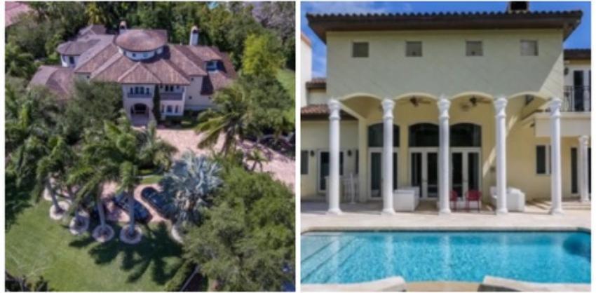 En venta por 3.2 millones la espectacular mansión de Luis Fonsi en Miami