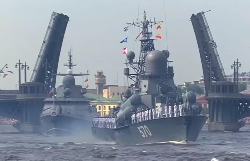 Rusia aclara que no custodiara con barcos de guerra los envíos de petróleo a Cuba