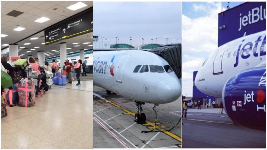 Entra en vigor prohibición de vuelos desde Estados Unidos a las provincias en Cuba