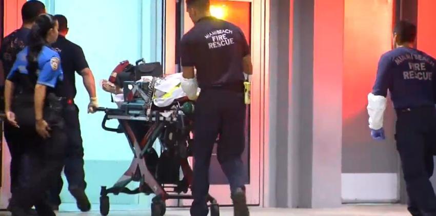 Policía busca a conductor que atropelló a cuatro peatones en Miami Beach y se dio a la fuga