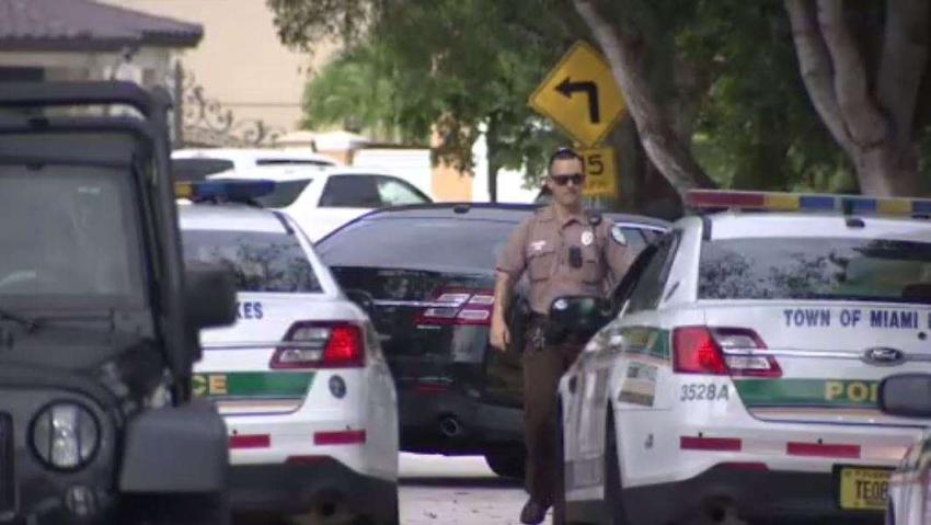 Abren fuego contra la vivienda de un policía de Miami Gardens