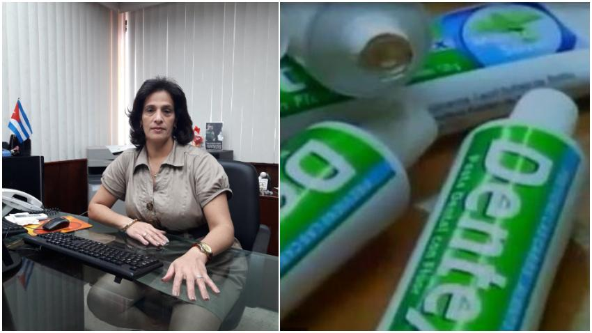 Ministra de comercio interior en Cuba advierte que habrá escasez de pasta dental hasta el mes de diciembre