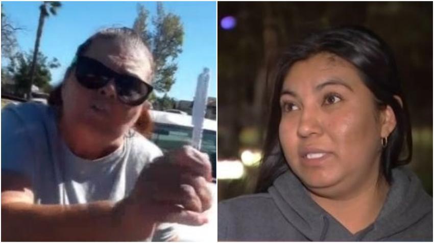 """Hispana denuncia haber sido víctima de un ataque racista por parte de una mujer que le gritaba """"regrésate a México"""""""