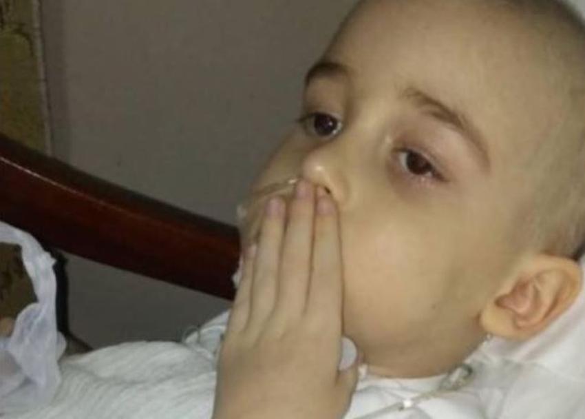 Piden ayuda en Miami para para tratamiento de cáncer de un niño de solo 6 años