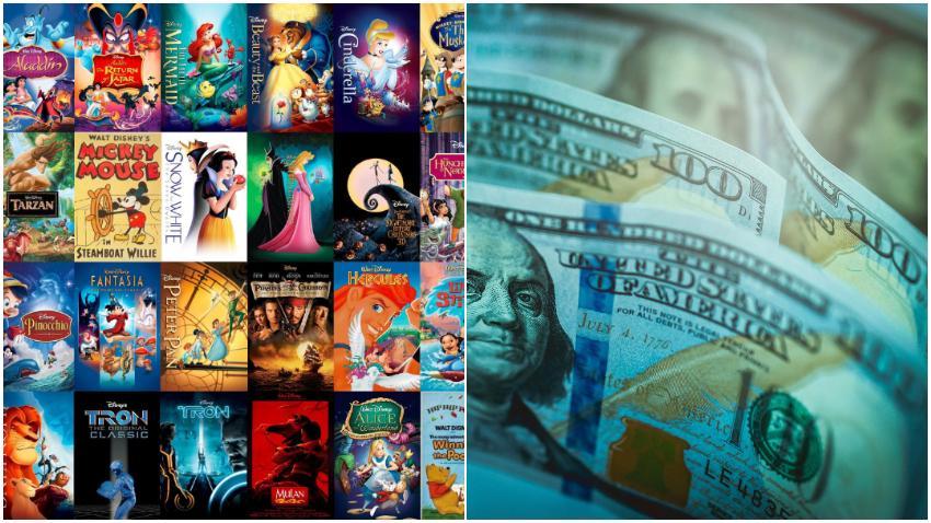 Compañía está ofreciendo $ 1,000 para ver 30 películas de Disney en 30 días