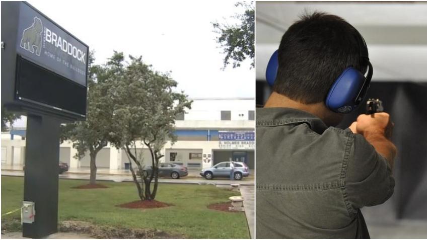 """""""No se sorprendan cuando entre a su clase y empiece a dispararle a todos""""; fue el mensaje en las  redes de un estudiante de Miami que terminó arrestado"""