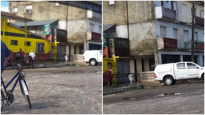Cubano denuncia en las redes el decomiso de 'todo' dentro de la paladar 'El Faro Placetas'