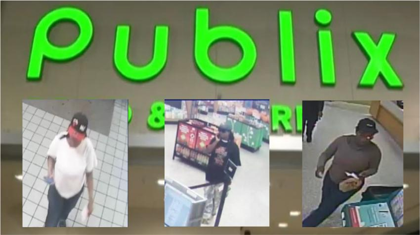 Policía busca a una mujer armada que asaltó tres mercados Publix en el suroeste de Miami