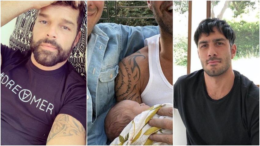 Ricky Martin y su pareja Jwan Yosef anuncian el nacimiento de su nuevo hijo