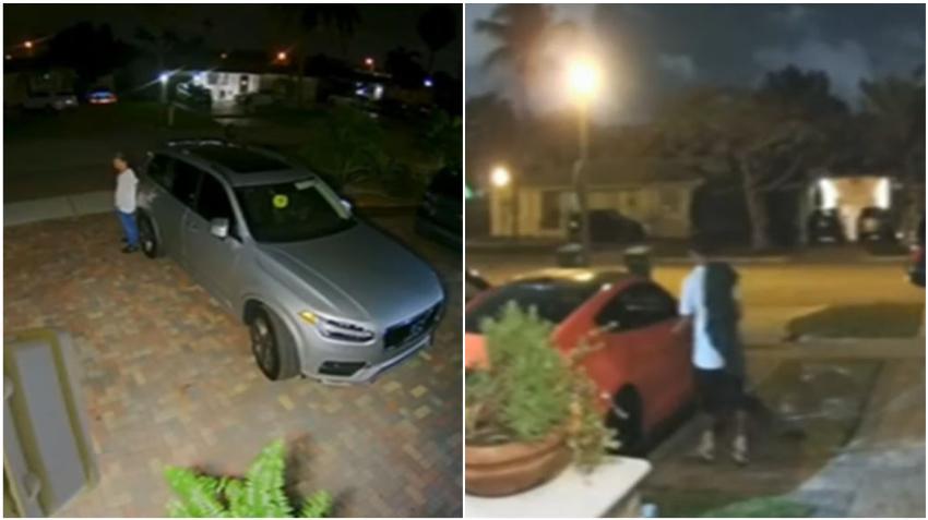 Residentes del este de Hialeah son víctimas de una reciente ola de robos en su vecindario