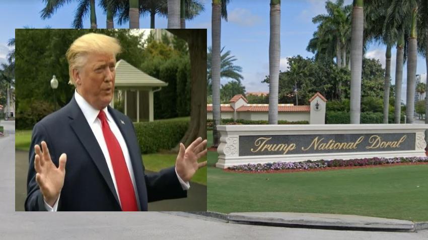 La Casa Blanca anuncia que Trump celebrará la cumbre del G-7 del 2020 en su resort de golf del Doral en Miami Dade